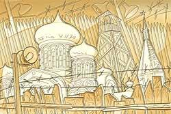 Раифский монастырь. Разруха.