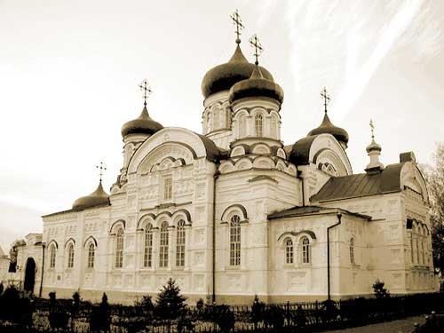 Собор в честь Святой Живоначальной Троицы